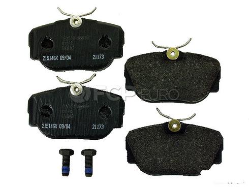 BMW Brake Pad Set (318i 325 325i) - Textar 2117302