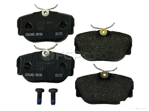 BMW Brake Pad Set - Textar 2117302