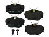 BMW Brake Pad Set - Textar 2117302