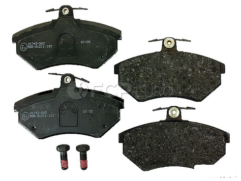 Audi VW Brake Pad Set - Pagid D387P