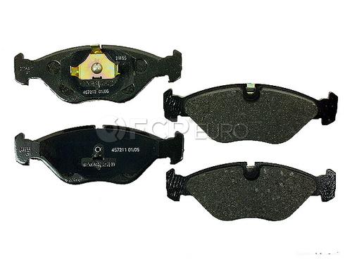 Saab Brake Pad Set (9000) - Textar D410T