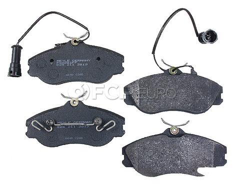 Audi Brake Pad Set - Meyle Semi Metallic D447SM