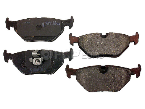Saab Brake Pads Rear (9-5) - Pagid D4501P