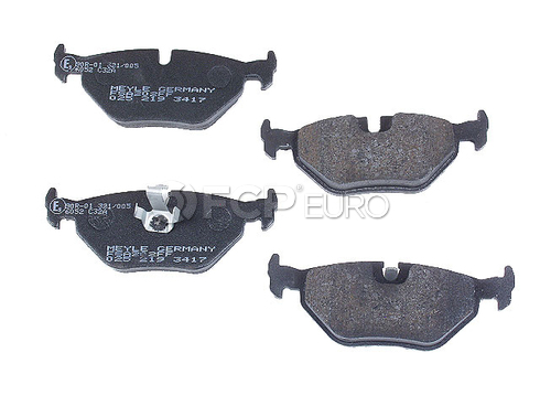 Saab Brake Pad Set (9-5) - Meyle D499SM