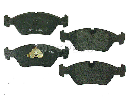 BMW Brake Pad Set (524td 528e 533i) - ATE 607046