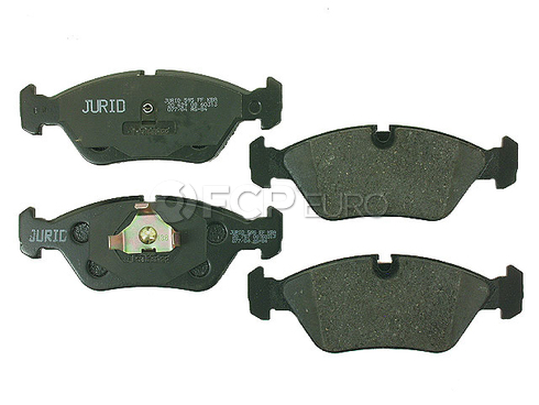 Porsche Brake Pad Set (928) - Jurid D501J