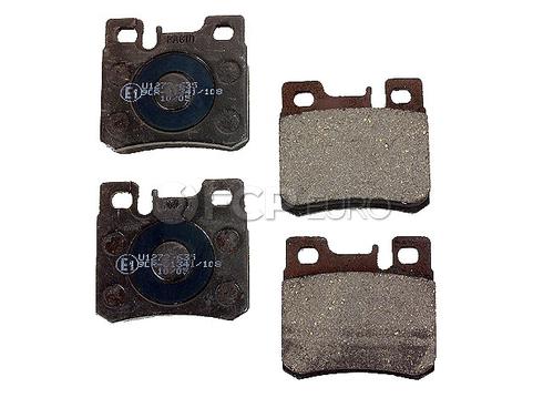Mercedes Brake Pad Set Rear (SL320) - Pagid 0014200220