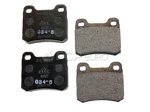 Mercedes Brake Pad Set Rear- ATE 001420012005