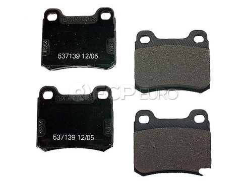 Mercedes Brake Pad Set - Textar 001420012005