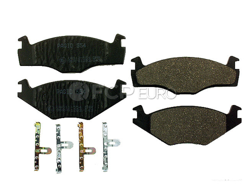 VW Brake Pad Set - D539P