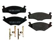 VW Brake Pad Set - Pagid 1H0698151