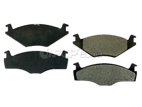 VW Brake Pad Set (Jetta Golf Quantum) - Meyle Semi Metallic D545SM