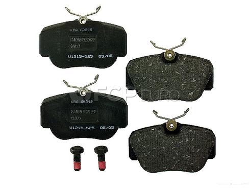Mercedes Brake Pad Set (190E 190D) - Pagid 0004208920