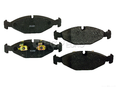 Jaguar Brake Pad Set (XJ12) - Textar D640T