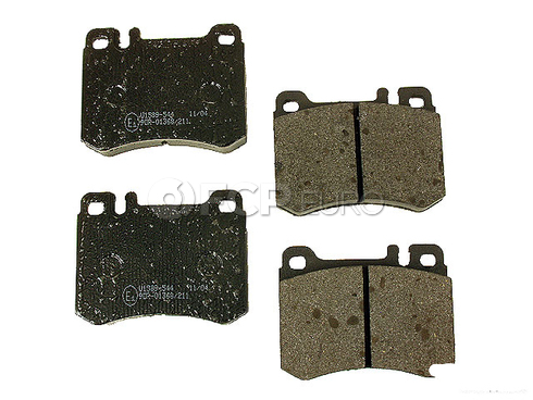 Mercedes Brake Pad Set - Pagid 0014208520
