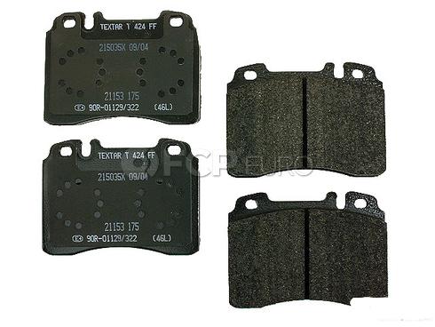 Mercedes Brake Pad Set Front (SL) - Textar 005420022041