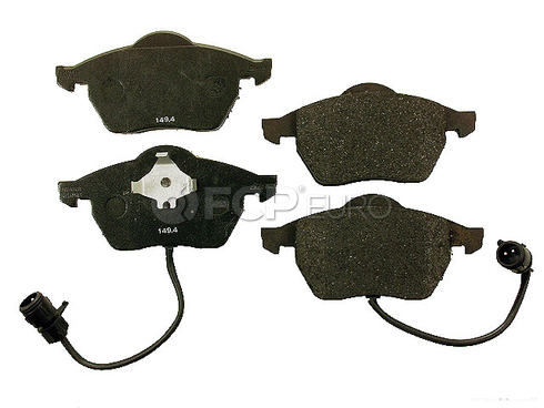 Audi Brake Pads Ate Front - D763A