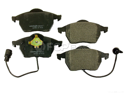 Audi Brake Pad Set - D763MTX
