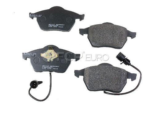 Audi Brake Pad Set - Meyle Semi Metallic D763SM