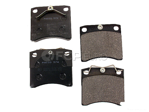 VW Brake Pad Set (EuroVan Transporter) - Pagid D772P