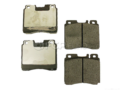Mercedes Brake Pad Set (300SD 400SE S320 S500) - Pagid 0024200420