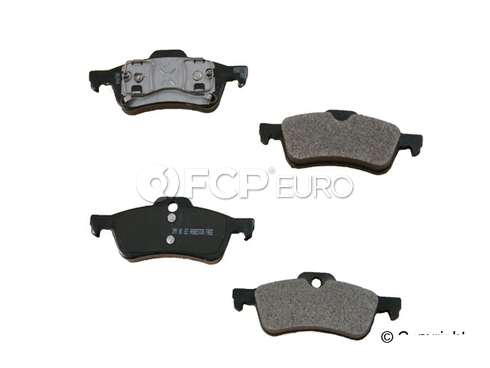 Mini Brake Pads Set Rear (Cooper) - Meyle D81060SM