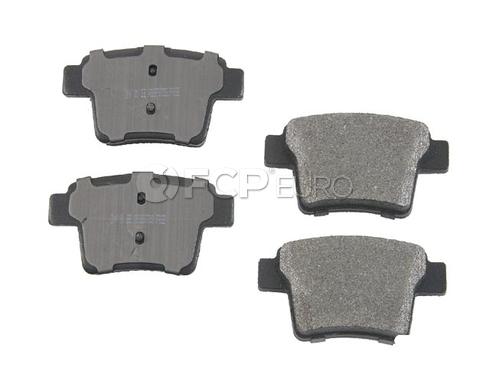 Jaguar Brake Pad Set (X-Type) - Meyle D81071SM