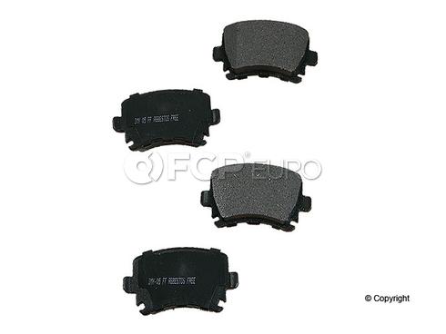 Audi VW Brake Pad Set (A3 A4 Jetta Passat Golf Tiguan) - Meyle 1K0698451H