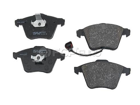 VW Brake Pad Set (R32 Passat CC Passat CC) - Meyle D81111ASM