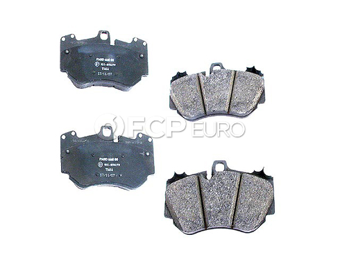 Porsche Brake Disc Pad Set (Cayenne) - Pagid 95535193951