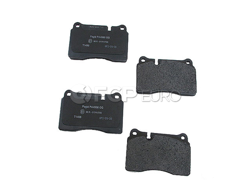 VW Brake Pad Set (Touareg) - Pagid D81165P