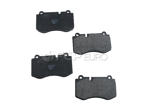 Mercedes Brake Pad Set (CL600 S400 S550 S600 CL550) - Textar D81223T
