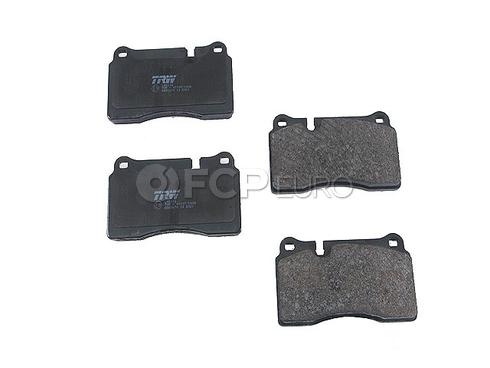 Land Rover Disc Brake Pad Front (Range Rover Range Rover Sport) - TRW D81263TRW