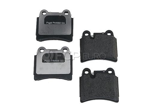 VW Brake Pad Set (Touareg) - Pagid D81277P