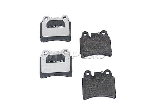 VW Brake Pad Set (Touareg) - D81277T