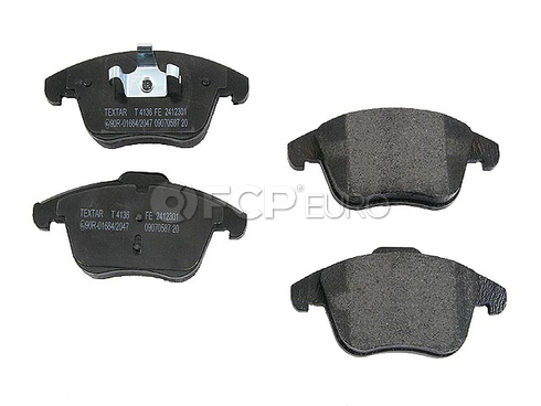 Land Rover Disc Brake Pad Front (LR2) - Textar D81306T