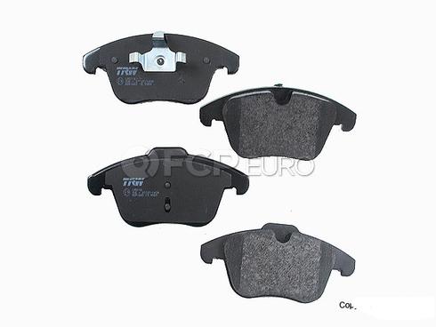Volvo Brake Pad Set (S80 XC70 V70) - TRW D81306TRW