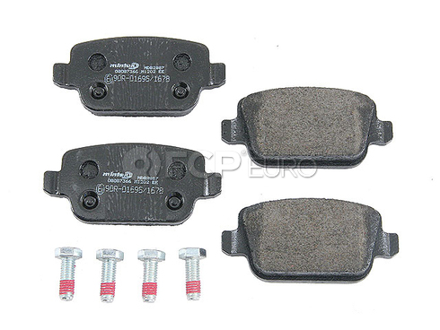 Land Rover Disc Brake Pad Rear (LR2) - Mintex D81314MTX