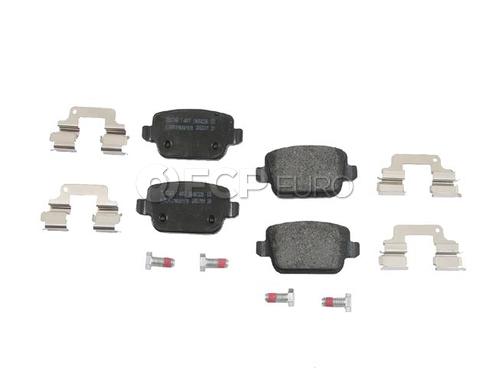 Land Rover Disc Brake Pad Rear (LR2) - Textar D81314T