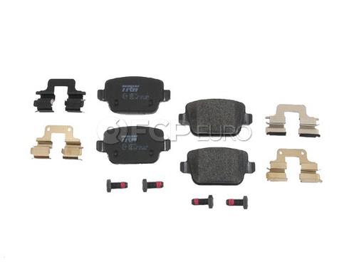 Land Rover Disc Brake Pad Rear (LR2) - TRW D81314TRW