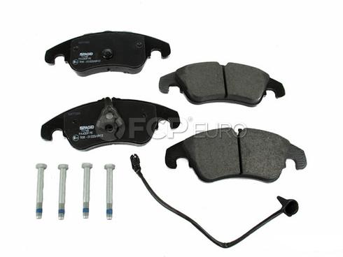 Audi Brake Pad Set - Pagid D81322P
