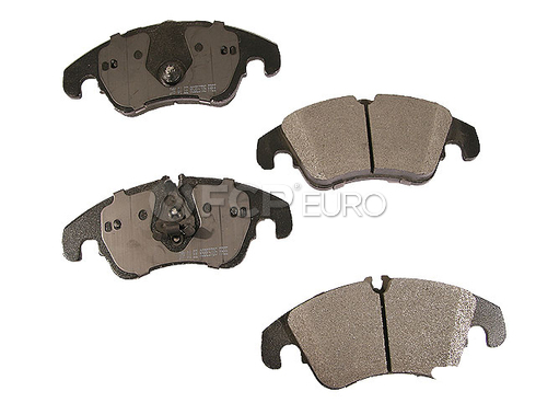 Audi Brake Pad Set - Meyle Semi Metallic D81322SM