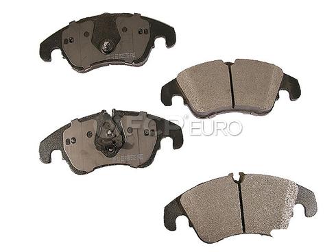 Audi Brake Pad Set - Meyle Semi Metallic D81322SM