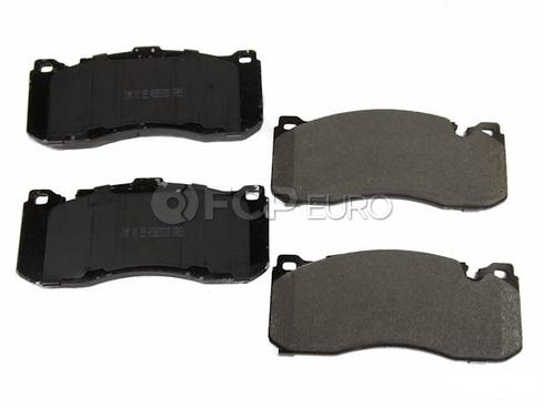 BMW Brake Pad Set Front (135i 135is) - Meyle D81371SM