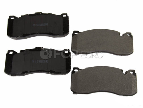 BMW Brake Pad Set - Meyle D81371SM