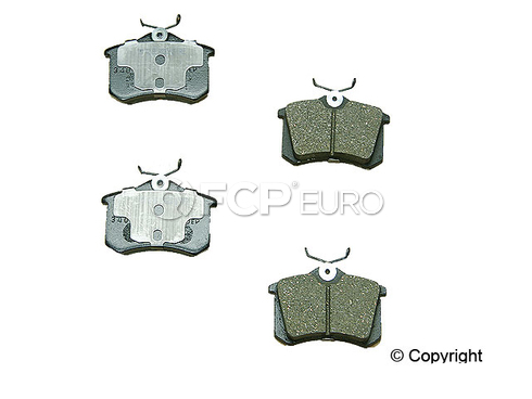 VW Brake Pads - Meyle Ceramic D8340SC