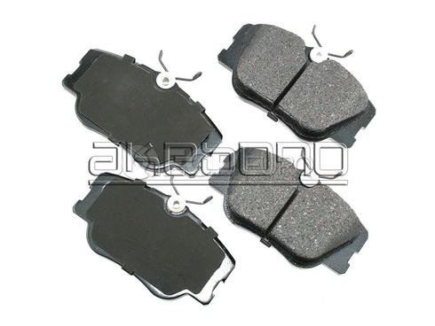 Mercedes Brake Pad Set (W124) - Akebono 000420992041