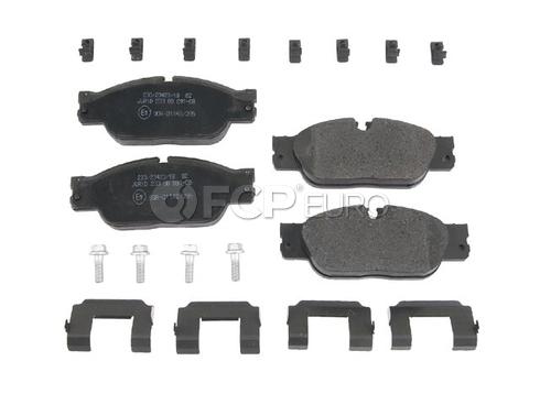 Jaguar Brake Pad Set (S-Type XJ8 Vanden Plas) - Jurid D849J