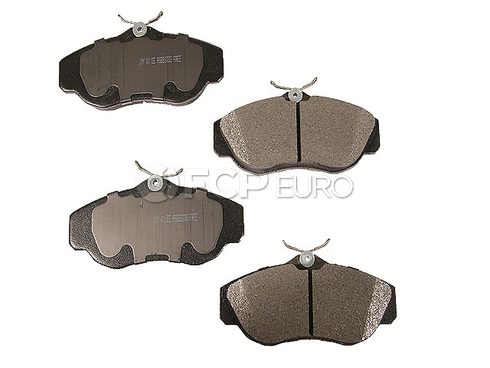 Land Rover Disc Brake Pad Front (Range Rover Discovery) - Meyle D8676SM
