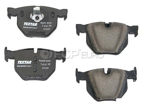 BMW Brake Pad Set (525i 530i 530xi) - Textar 2373201